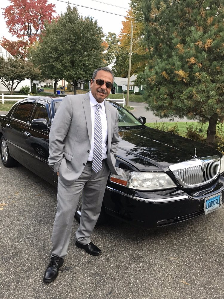 Hany from Bradley Taxi and Limo